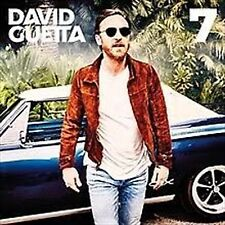 David guetta 7  cd new sealed