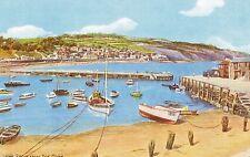 J Salmon Printed Collectable Dorset Postcards