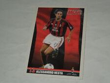 MILAN CALCIO-CARTOLINA FORZA MILAN 2003/2004 CALCIATORE ALESSANDRO NES CM. 10X15