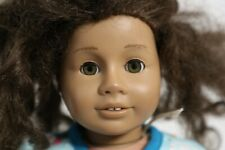 """American Girl Doll 18"""" Just Like You Curly Hair African American Doll"""