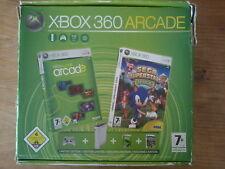 Boite Officielle - XBOX 360 ARCADE console - Microsoft - PAL