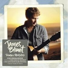 "JAMES BLUNT ""TROUBLE REVISITED"" CD+DVD NEW+"