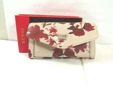 """NWT Genuine  Guess Envelope wallet  """"Gleeson""""     Free USA Shipping"""