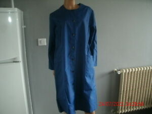 blouse nylon  nylon  kittel nylon overall  VALENTIA  T50