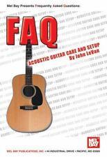 Mel Bay Faq Acoustic Guitar Care & Setup (Faq)