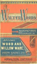 Walter Woods Manifactured 1883 (eng) Catalogue - DVD