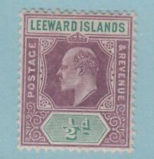 LEEWARD ISLANDS 29  MINT HINGED OG * NO FAULTS EXTRA FINE !