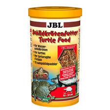 JBL Schildkrötenfutter 250ml - Schildkröten Futtersticks Krebse Sticks Futter