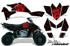 ATV Graphics Kit Quad Decal Sticker Wrap For Suzuki LTR450 2006-2009 RELOAD R K