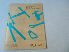 Tool Catalog Ubt Great Vintage Bicycle Reference Fall 1990 United Bicycle NOS