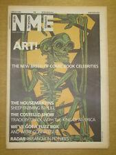 NME 1986 MAR 1 HOUSEMARTINS COSTELLO FUZZ BOX RADAR