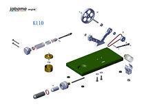 Bausatz Kit  Stirling Motor Heissluftmotor Modellbaukasten Physikmodell  m. LED