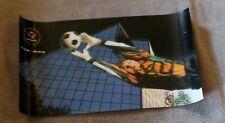 Winnipeg July August 1999 XIII Pan America Games Soccer PROMO Poster FVF