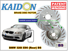 "BMW 320i E90 disc rotor KAIDON (Rear) type ""RS"" / ""BS"" spec"