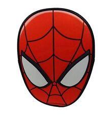 spiderman kids school Rucksack Backpack Face shape bags
