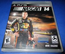 NASCAR 14 Sony PlayStation 3 *Factory Sealed! *Free Shipping!