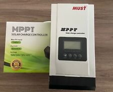 80Amp MPPT Solar charge controller
