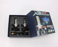 KIT X3 LED Headlight H 7 LED Cree Philips 6500K - 6000 lumen 12V Xenon Fari Auto