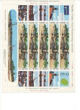Nauru 1982 Thermal Energy 2 complete sheets (5 sets) Muh