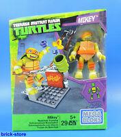 Mega Bloques Tortugas Ninjas Mutantes/Nunchuk Entrenamiento/Mickey