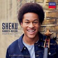 "Sheku Kanneh-Mason - Inspiration (NEW 12"" VINYL LP)"