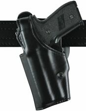 SAFARILAND TOP GUN DUTY HOLSTER 200-40-92 S&W SIGMA 40 9F 40F 9MM HI-GLOSS LH