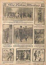 Feldgrauen Deutsches Heer Bataille de la Marne/Archbishop of Canterbury WWI 1915