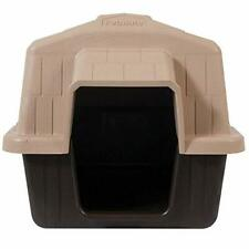AspenPet Outdoor Dog House, Extra Small, For Pets Up to 15 Pounds
