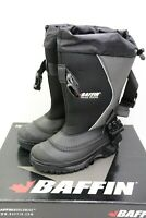 Baffin Men's Wolf Snow Boot Black Pewter US 9 M EU 42 Used