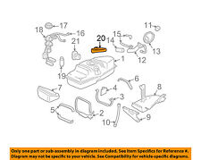 GM OEM-Fuel Level Gauge 25055461