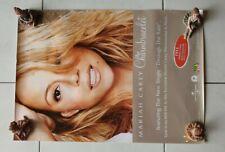 Mariah Carey ~ Chambraclet Original poster for Sale