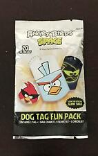 Angry Birds Space Dog Tag Fun Pack Brand New Sealed Pack