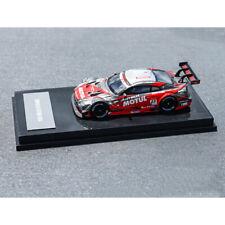 1:64 Scale Nissan GTR GT-R 2014 Super GT GT500 #23 Racing Car Diecast Model