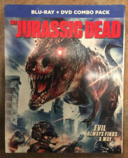The Jurassic Dead (Blu-ray + Dvd) New W/ Slipcover - Free Shipping -