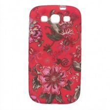 Oilily Cassa Del Telefono Mobile Sea of Flowers Samsung Galaxy SIII Case Cayenne