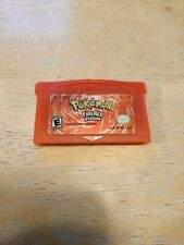 Pokemon: FireRed Version Game Boy Advance *cartridge only* TESTED authentic
