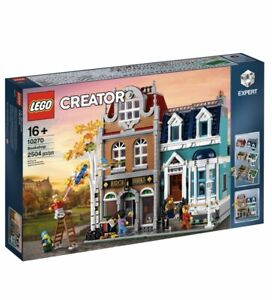 LEGO 10270 Creator Expert - Book Store - Brand New In Sealed Box