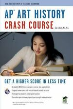 AP Art History Crash Course Book + Online Advanced Placement AP Crash Course