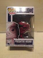 Funko - POP Movies: The Predator - Predator Hound Brand New *box Damage