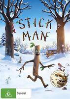 Stick Man DVD : NEW