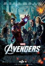 "THE AVENGERS Movie Poster [Licensed-NEW-USA] 27x40"" Theater Size (Marvel) Downey"