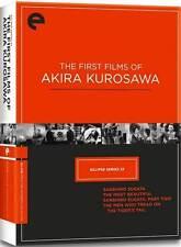 CRITERION COLLECTION: ECLIPSE 23: AKIRA KUROSAWA - DVD - Region 1 - Sealed