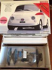 Fiat 500 kyosho 1:10 GP MANTIS 2WD CHASSIS Nitro  NUOVA - imballo originale -