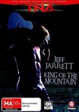 TNA Jeff JARRETT KING of the MOUNTAIN Wrestling ACTION (4 DVD SET) NEW Region 4