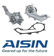 For Toyota 4Runner Tacoma T100 2.4L 2.7L 4cyl Aisin OEM Water Pump w/ Gasket NEW