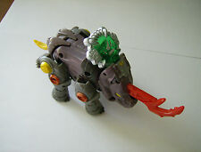 Transformers Cybertron Scout Class 2005 Backstop with wrong Planet Key