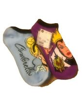 Character Face Sz 6-9 Soft Adult Ankle Novelty Socks. New Without Tags.