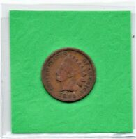 1895 Indian Head Cent USA as pictured
