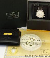 Mint Breitling Ltd Ed AB0451 Massive Chronometer Chronograph 47J Box Tag Papers