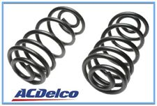 Pair/Set REAR Variable Coil Springs ACDelco Pro Replace OEM# 88913773